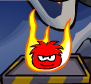 black-puffle-flames